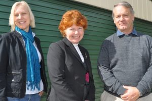 Churchyard Shop Expands