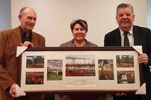 Councillor Bids Farewell
