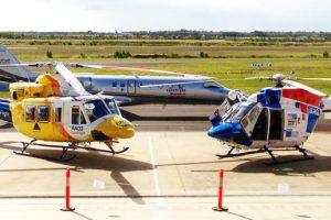 Rescue Chopper Services Merge