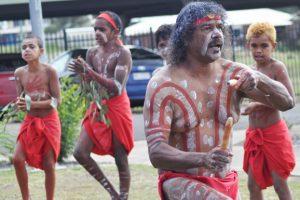 Cultural Program Captured On Film