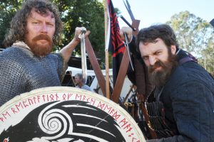 Medieval Mayhem In Nanango