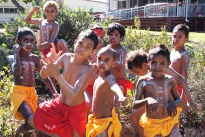 Schools Come Together For NAIDOC