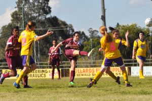 Nanango In Grand Final In All Divisions