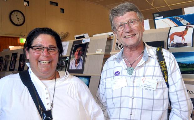 Keren Mcsweeney and Gerry Van Moorsel,