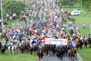 Horse Ride Honours Fabian Webb