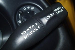 Cruise Control 'Won't Make Cars Fly'