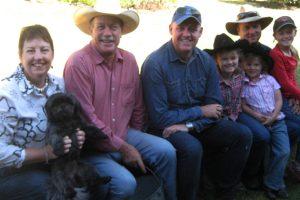 TV Crew Visits Farmstay