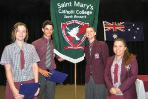 St Mary's Celebrates A Record Year