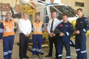 Double Boost For CareFlight