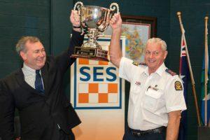 SES Members Thanked At Awards