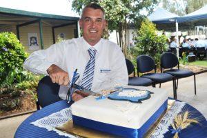 Centenary Celebration Takes The Cake