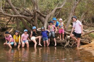Guides Have Fun At Boondooma