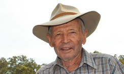 Author Launches Follow-Up<br> To Popular Nanango History