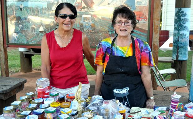 Margaret Ferguson and Jenny Gemmell