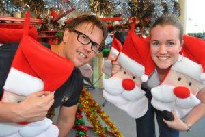 Christmas Spirit Has Murgon In A Spin