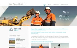 Have A Say On New Acland
