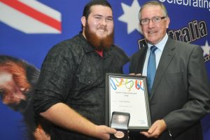 Australia Day – Junior Cultural Award