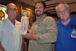 Centenary Anzac Figure Takes Shape