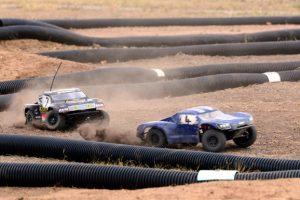 Mini Racers Powering Ahead