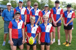 Junior Touch Teams Shine At Caboolture