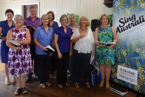 Choir Helps Women Celebrate
