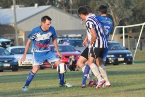 Nanango Edged Out Of FFA Cup