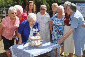Kumbia Ladies Celebrate 90th