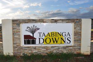 Lifeline Tossed To Taabinga Developers