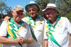 South Burnett Bowls News: 12-Apr-14