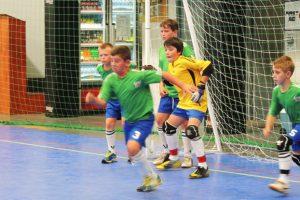 A Big Weekend Of Futsal