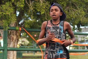 Running For Fun And Reconciliation