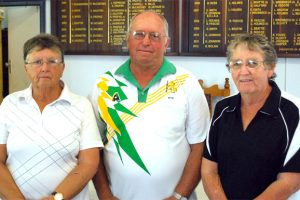 South Burnett Bowls News: 03-May-14