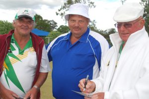 South Burnett Bowls News: 10-May-14