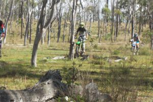 Lions Trails Challenge Riders