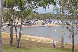 Camping Still Banned At Dams