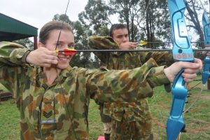 Army Cadets Target Recruits