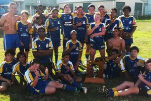 Mustangs Win U14s Cup