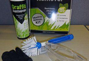 Anti-Graffiti Kit Available