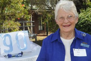 Marian Honoured With OAM