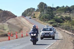 Overtaking Lane 'On The Flat'