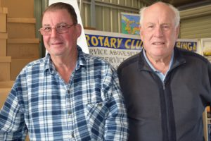 Rotary Stretches Out A Hand To Help