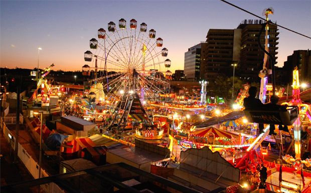 Ekka Holiday Next Monday