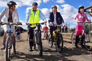 Mayor Expects Small Rail Trail Bill