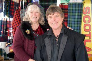 Guests Enjoy 'A Scottish Summer'