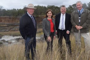 Extra Boost For $4.5m Dam Project