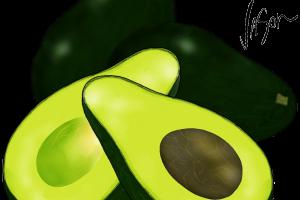 Avocado, Food Of The Gods