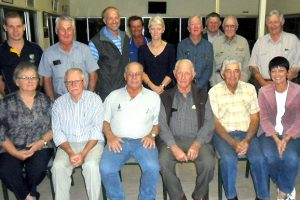 Race Club Awards Life Membership
