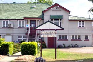 Graham House … <br> A Key Part Of Murgon's History