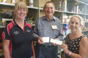 Raffle Pays Off For Pantry
