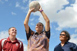 Cherbourg Nets Grant For Girls Sport